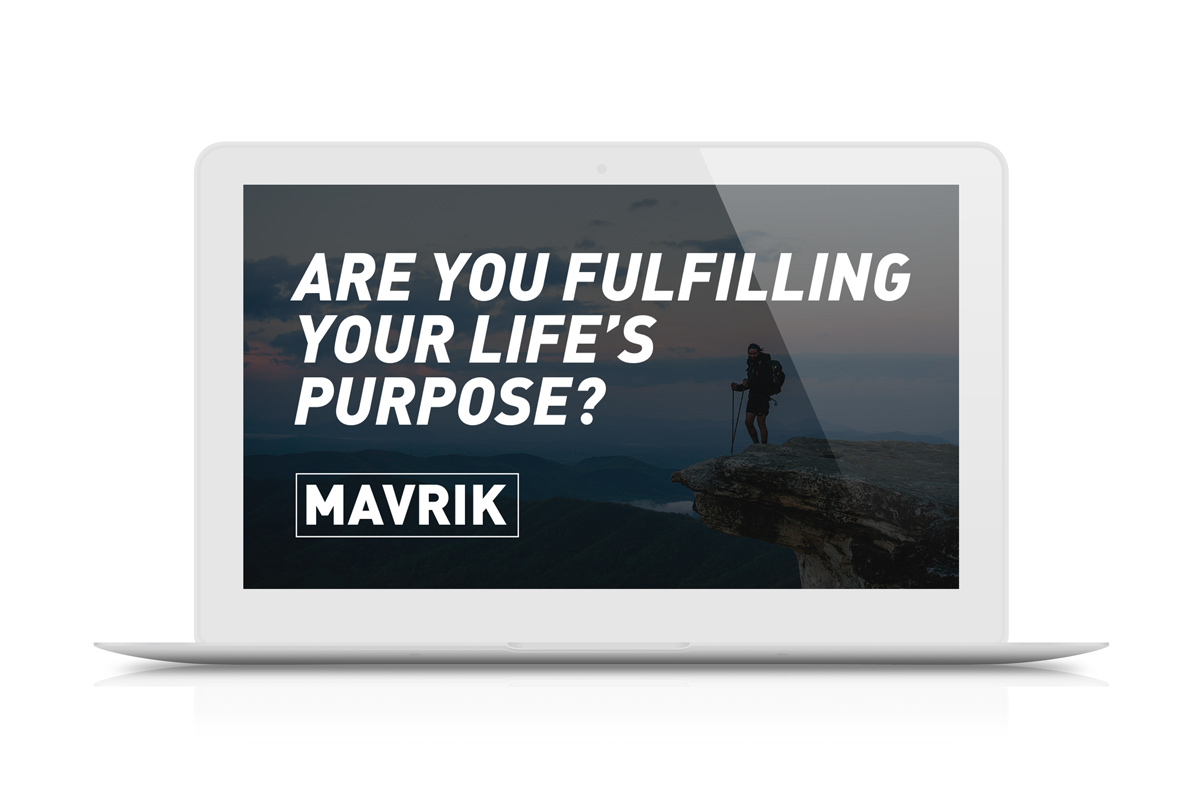 Are You Fulfilling Your Life's Purpose?