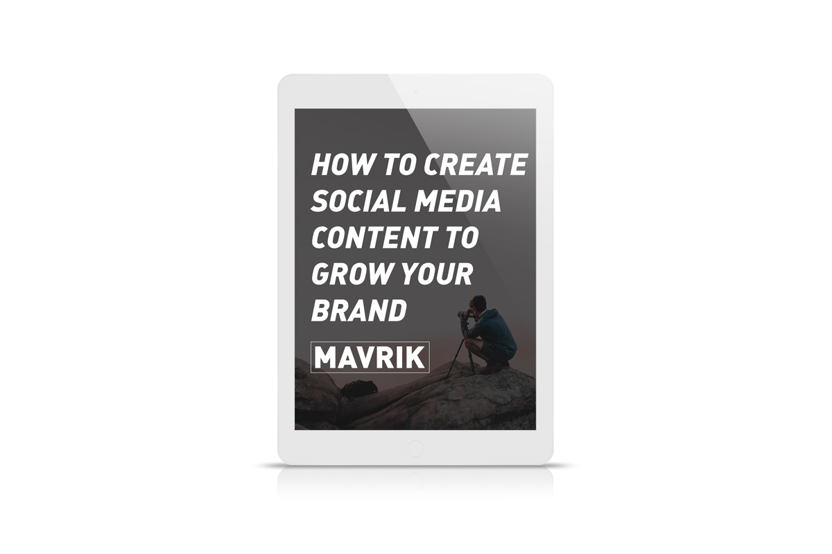 How To Create Social Media Content To Grow Your Brand