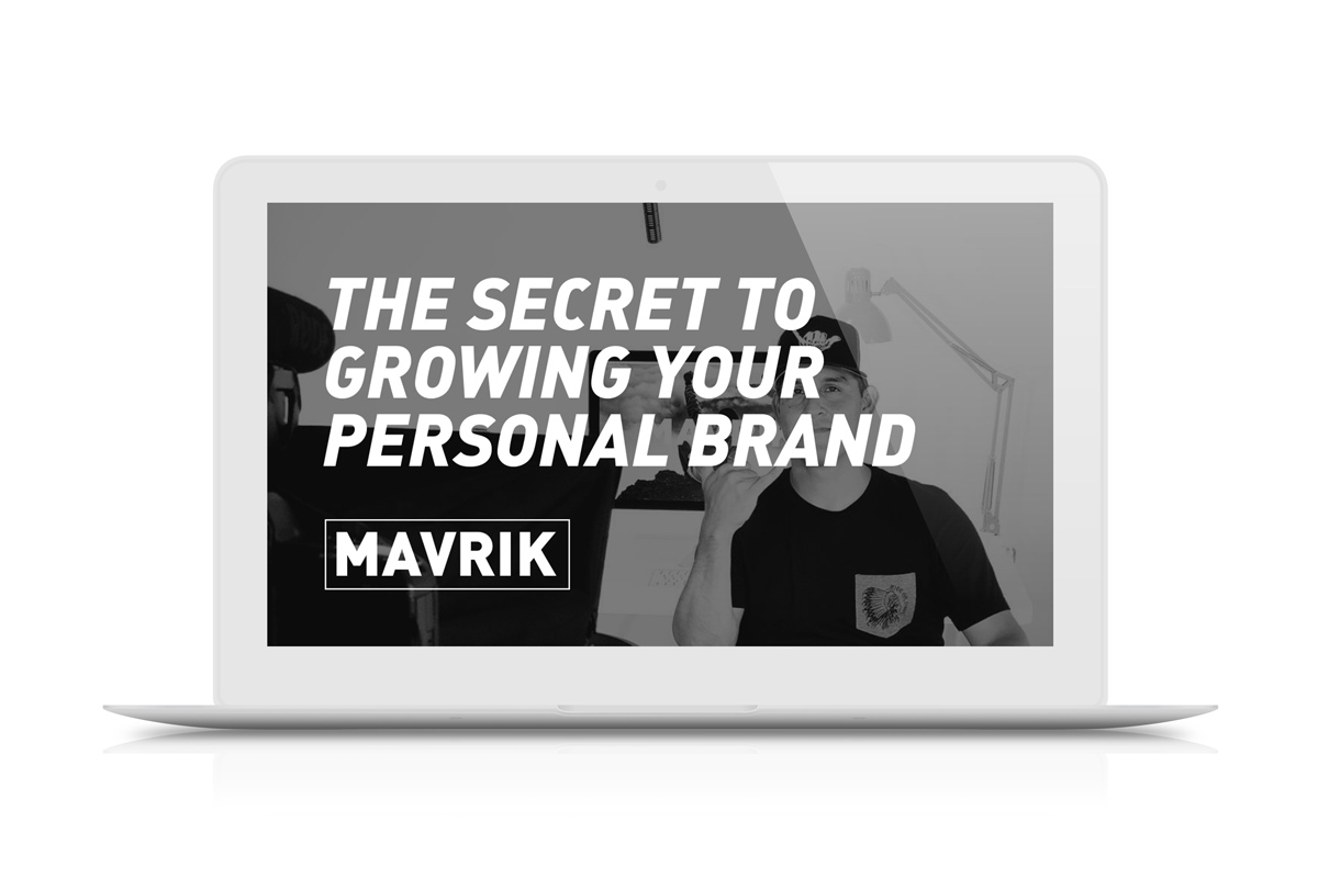 The Secret To Growing Your Personal Brand